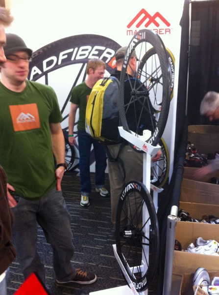 Mad Fiber at the 2011 Seattle Bike Expo