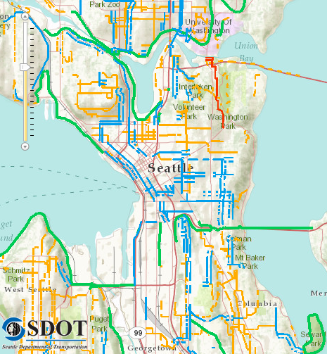 City launches new interactive bike map, bike plan survey ... on seattle nightlife, seattle to federal way, seattle wa neighborhoods, washington map, seattle transportation, philadelphia map, seattle weather, seattle topographic, seattle restaurants, seattle and surrounding areas, seattle bus lines, seattle tourist information, seattle neighborhood guide, seattle street addresses, seattle cities, seattle attractions, seattle visitor guide, seattle metro bus stops, seattle municipal code, bothell wa map,